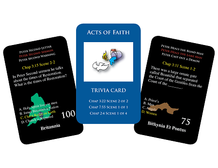 Acts of Faith Trivia Card Expansion