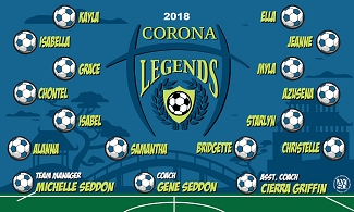 B2336 Corona Legends