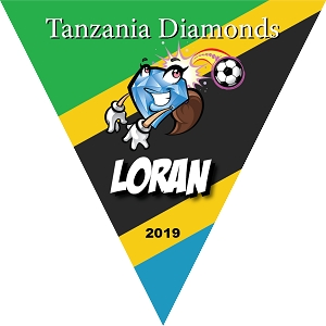 P1050 Tanzania Diamonds Pennant Triangle