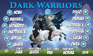 B1946 Dark Warriors 3x5 Banner