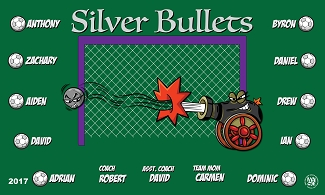 B2021 Silver Bullets 3x5 Banner