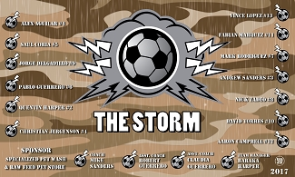 B2048 The Storm 3x5 Banner